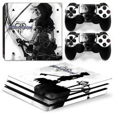 Kingdom Hearts  For  playstation PS4 PRO Pro Stickers & 2 Controllers Skin
