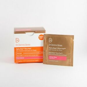 DR. DENNIS GROSS - Alpha Beta Glow Pad for Face (you choose # of towelettes)