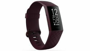 Newest model Fitbit Charge 4 fitness & GPS tracker, purple, great condition