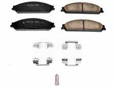 For 2005-2007 Ford Freestyle Disc Brake Pad and Hardware Kit Power Stop 67176JN