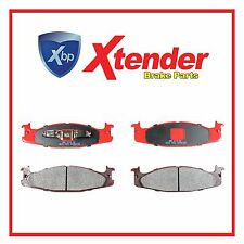 MD632 NEW Replacement 4 Brake Disc Pads Semi Metallic For Ford E-Serie Van E-150
