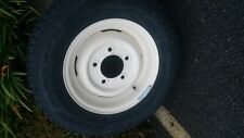 LAND ROVER SERIES WHEEL AND TYRE PACKAGE