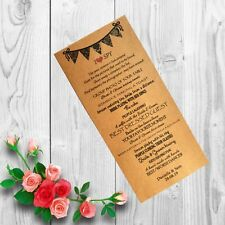 Personalised Wedding I SPY x12 Cards Table Game Favour Camera Children Adult IS9