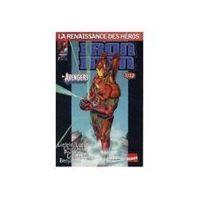 Iron Man #7  Les raisins de la colère TBE super héros ND comics USA états unis
