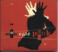 CD DIGIPACK ALBUM 15 TITRES--MON COTE PUNK--MON COTE PUNK--2005