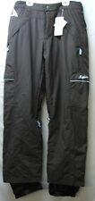 Spyder Legion Ladies Snow Ski Pants Brown Large NEW