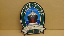 Isle of Purbeck IPA Ale Beer Pump Clip Pub Collectible 55