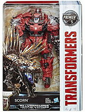 Transformers The Last Knight Voyager Class Premier Wave 3 Scorn Action Figure