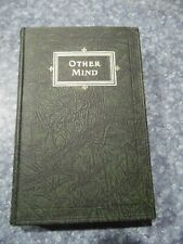 1924 1st Ed Operations Of The Other Mind Telepathy Hypnosis Mind Over Matter etc