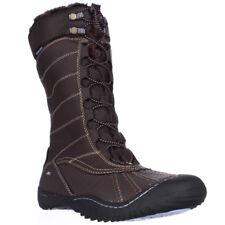 Jambu LONGVIEW Winter Snow Boots BROWN,6
