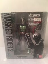 S.H.Figuarts Kamen Masked Rider 2 THE FIRST Ver NEW Sealed Japan Import!!!