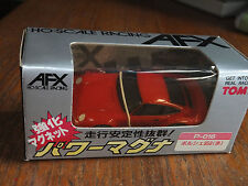 AFX-TOMY BOXED JAPAN PORSCHE P-016 perfect, ho Aurora Faller Tomy tyco