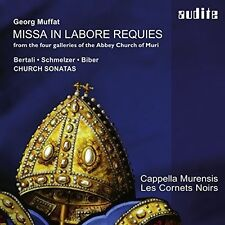 A. Bertali / Johanne - Georg Muffat: Missa In Labore Requies [New CD]