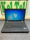 "Hp G56 15.6"" Laptop Intel Celeron 4gb Windows 7 500gb Cheap Laptop Uk Black"