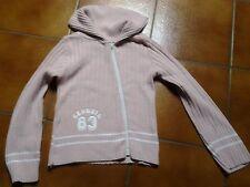 Felpa giacchetto S rosa made in England marca GEORGIA 83