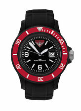AFL Essendon Bombers Cool Series Watch Silicone Band 100m WR FREE SHIPPING