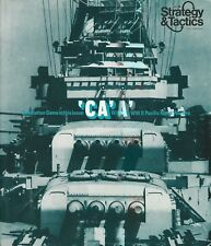 Strategy & Tactics S&T #38 CA Pacific Naval Warfare WWII Play Copy FS