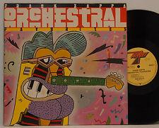 Frank Zappa Orchestral Favorites discreet NM # N