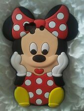ES- PHONECASEONLINE COVER S MINNIE NETWORK FOR SONY XPERIA Z L36H