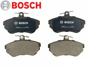 Fits Volkswagen Cabrio Golf Jetta Passat Front Brake Pad Bosch QuietCast BP704