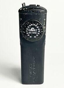 Cobalt Aquatics 31003 Black Neo-Therm Heater 75W with Adjustable Thermostat