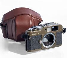 Voigtlander Bessa R2 35mm SLR Film Camera Body Only - Olive