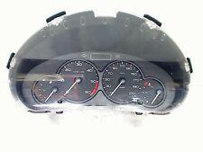 Kombiinstrument Tacho 187TKM 503000300101 Peugeot 206 2 RHY Bj 2001
