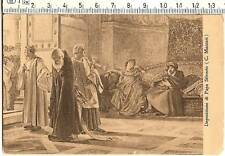cartolina Maccari - Dipinto del Pittore Maccari - 2862