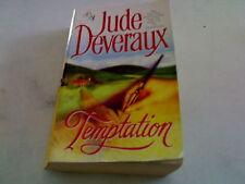 JUDE DEVERAUX: TEMPTATION  (PB) **C66**