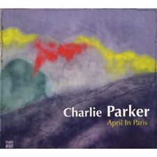 Charlie Parker: April In Paris -  CD Digipack