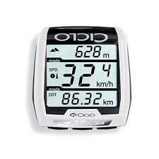 CYCLE COMPUTER CICLOSPORT CM 9.3 AHR BELT ALTIMETER RADIO-BIKE SPEEDOMETER PC
