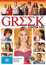 Greek - Chapter 2 (DVD, 3 Disc Set) R4 Series