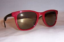 NEW Carrera Sunglasses 6000/L/N/S 2VB-VP RED/GOLD MIRROR AUTHENTIC
