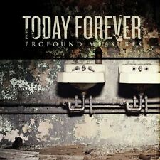 Today Forever ‎– Profound Measures , CD,