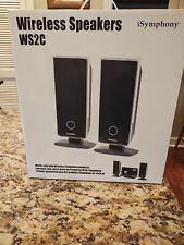 iSymphony WS2C Speakers, 3 pairs available