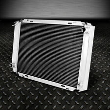 FOR 79-93 FORD MUSTANG V8/V6 LX/GT/COBRA 3-ROW/CORE ALUMINUM RACING RADIATOR MT