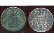 PAYS BAS  1 cent 1828
