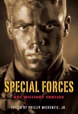 New, Special Forces: Gay Military Erotica, , Book