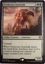Verdurous Gearhulk / Wuchernder Mechakoloss  - KALADESH -  englisch (near-mint)