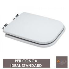 Copriwater bianco ebay for Copriwater conca ideal standard originale