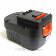 12V 1.5AH NiCD Battery for Black & Decker FS120B FS120BX FS1200D-2 FS12PS FSD122