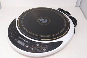 Simply Ming Induction Burner Cooktop 1800w 16V13A Digital Display New Unused