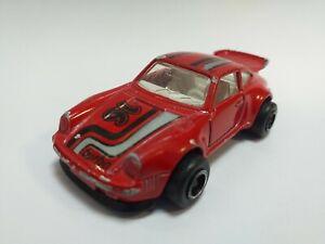 MAJORETTE Porsche Turbo 911 No.209 1/57 Made in France car no box voiture coche