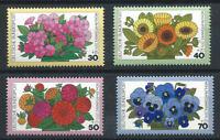 Allemagne - RFA N°753/56** (MNH) 1976 - Fleurs de jardin
