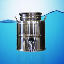 SUPERFUSTINOX STAINLESS STEEL WATER DISPENSER FUSTI  3 LITER + GIFT **