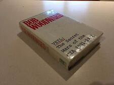 Veil : The Secret Wars of the CIA, 1981-1987 by Bob Woodward 1987 HC DJ NEW