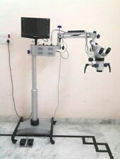 Mars Ent Operating Microscope 5 Step Lcd Camera Motorized 11 Free Shipping
