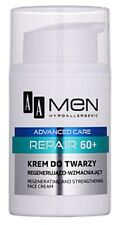 AA Cosmetics Men Advanced Care Renewing and Regenerating Moisturizer 60+