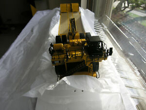 Norscot  # 55220  CAT 784C  Tractor  w/TOWHAUL LOWBOY TRL. 1/50