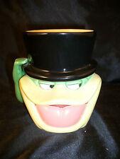 "Mug cup ""Michigan J. Frog"" Warner Bros. character top hat/cane novelty coffee"